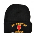 25TH INFANTRY DIVISION BEANIE HAT