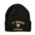 2ND INFANTRY DIVISION BEANIE HAT