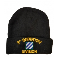 3RD INFANTRY DIVISION BEANIE HAT