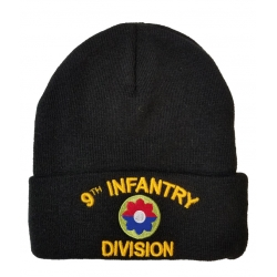 9TH INFANTRY DIVISION BEANIE HAT