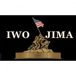 Iwo Jima Memorial Flag