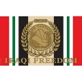 OIF IRAQI FREEDOM FLAG (3FTX5FT)