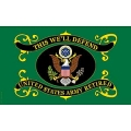 ARMY RETIRED (3ftx5ft) FLAG