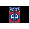 ARMY 82ND AIRBORNE  (3ftx5ft) FLAG