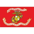 USMC , MARINE RETIRED (3ftx5ft) FLAG