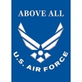 "BANNER - U.S. AIR FORCE (29""X42-1/2"")"