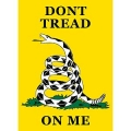 "BANNER - DONT TREAD ON ME (29""X42-1/2"")"
