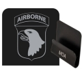 101ST AIRBORNE ( SCREAMING EAGLES ) HAT CLIP