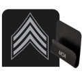 ARMY Sergeant Rank HAT CLIP
