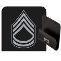 ARMY Sergeant First Class Rank HAT CLIP