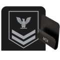Navy Petty Officer Second Class Rank HAT CLIP
