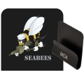 NAVY SEABEES HAT CLIP