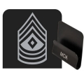 Army First Sergeant Rank HAT CLIP