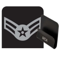 Air Force Airman First Class Rank HAT CLIP