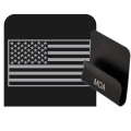 AMERICAN FLAG ( SUBDUED ) HAT CLIP