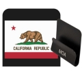 California Flag HAT CLIP