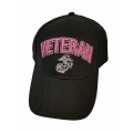 MARINE VETERAN HAT - WOMENS
