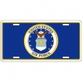 Air Force License Plates / Frames
