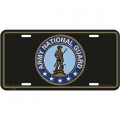 LICENSE PLATE - ARMY NATIONAL GUARD