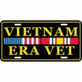 LICENSE PLATE - VIETNAM ERA VETERAN