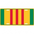 LICENSE PLATE - VIETNAM RIBBON