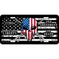 2nd Amendment License Plates / Frames
