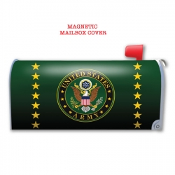ARMY MAGNETIC MAILBOX COVER