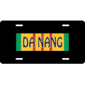 Da Nang Vietnam License Plate