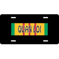 Quan Loi Vietnam License Plate