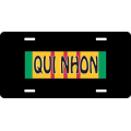 Que Nhon Vietnam License Plate