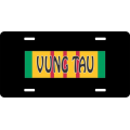 Vung Tau Vietnam License Plate