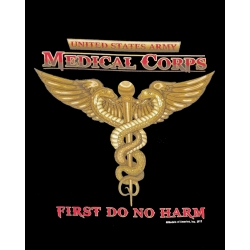 ARMY MEDICAL CORPS SHIRT