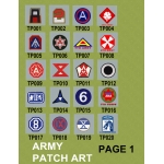 ARMY - COMPLETE CUSTOM PLAQUE - VERTICAL