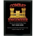 COMBAT ENGINEER - ARMY CUSTOM SERVICE PLAQUE