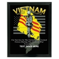 VIETNAM SERVICE - ALL GAVE SOME , SOME GAVE ALL CUSTOM SERVICE PLAQUE