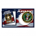 ARMY PHOTO FRAME MAGNET