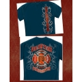 VOLUNTEER FIRE T-SHIRT