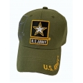 ARMY STAR OD GREEN HAT