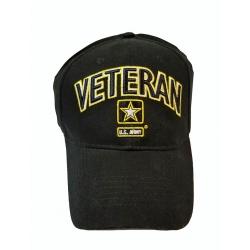 ARMY STAR VETERAN HAT