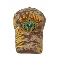 U.S ARMY DIGITAL CAMO EMBROIDERED HAT