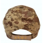 ARMY DIGITAL CAMO HAT WITH SHADOW EMBLEM EMBROIDERY