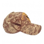 1ST CAVALRY DIGITAL CAMO HAT WITH SIDE SHADOW EMBROIDERY