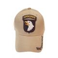 101ST AIRBORNE KHAKI HAT