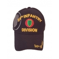 24TH INFANTRY DIVISION HAT WITH SHADOW EMBROIDERY