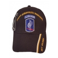 173RD AIRBORNE BRIGADE HAT WITH SIDE SHADOW EMBROIDERY