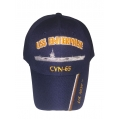 USS ENTERPRISE CVN-65 HAT