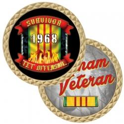 VIETNAM CHALLENGE COIN