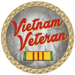 Vietnam Agent Orange CHALLENGE Coin