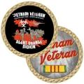 Vietnam Agent Orange CHALLENGE Coin