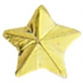 "1 GOLD STAR DEVICE (1/8"")"
